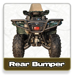 ATV Rear Bumper